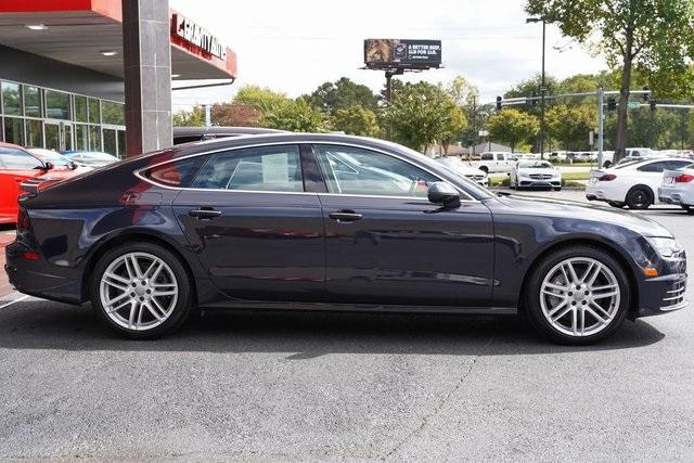 Used 2017 Audi A7 3.0T Premium Plus for sale $44,992 at Gravity Autos Roswell in Roswell GA 30076 8