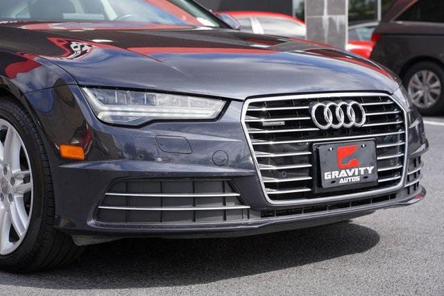 Used 2017 Audi A7 3.0T Premium Plus for sale $44,992 at Gravity Autos Roswell in Roswell GA 30076 9