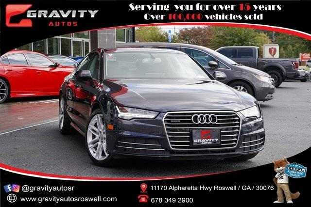 Used 2017 Audi A7 3.0T Premium Plus for sale $44,992 at Gravity Autos Roswell in Roswell GA 30076 1