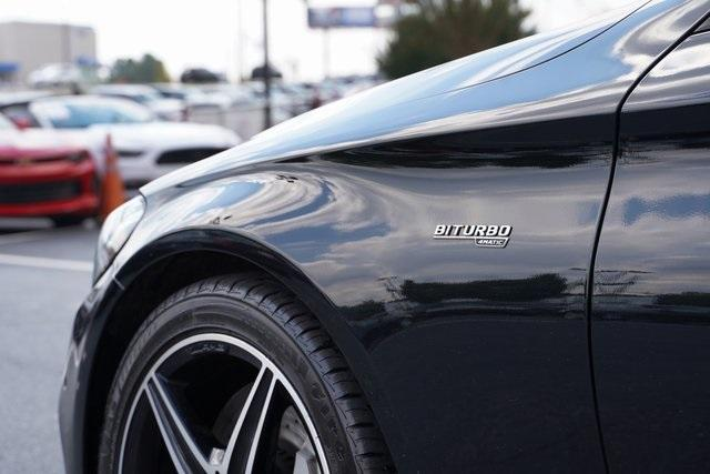 Used 2017 Mercedes-Benz C-Class C 43 AMG for sale $40,991 at Gravity Autos Roswell in Roswell GA 30076 11