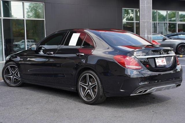 Used 2017 Mercedes-Benz C-Class C 43 AMG for sale $40,991 at Gravity Autos Roswell in Roswell GA 30076 12