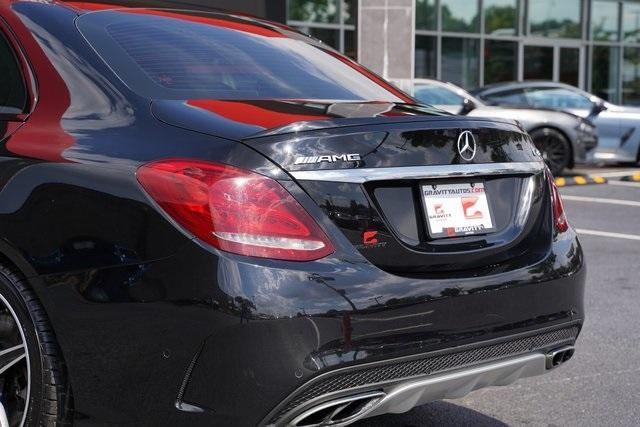 Used 2017 Mercedes-Benz C-Class C 43 AMG for sale $40,991 at Gravity Autos Roswell in Roswell GA 30076 15