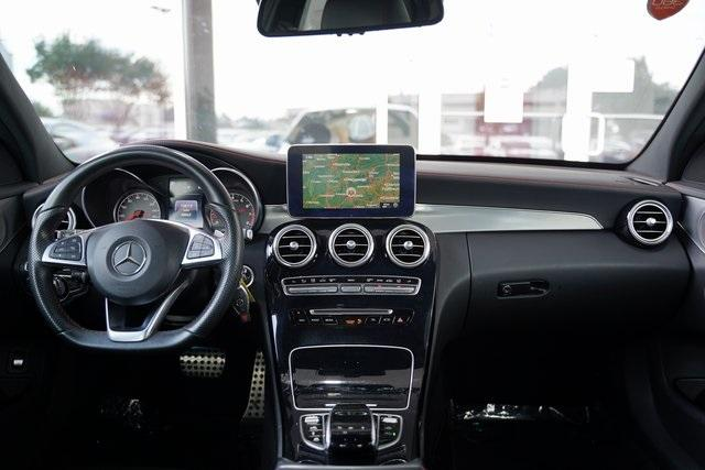 Used 2017 Mercedes-Benz C-Class C 43 AMG for sale $40,991 at Gravity Autos Roswell in Roswell GA 30076 16