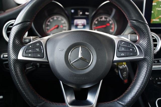Used 2017 Mercedes-Benz C-Class C 43 AMG for sale $40,991 at Gravity Autos Roswell in Roswell GA 30076 17