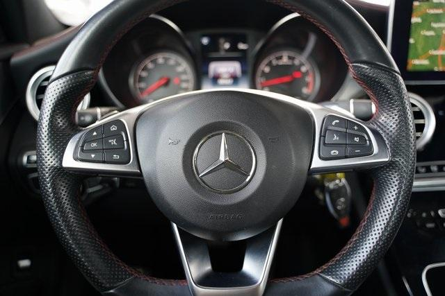 Used 2017 Mercedes-Benz C-Class C 43 AMG for sale $40,991 at Gravity Autos Roswell in Roswell GA 30076 18