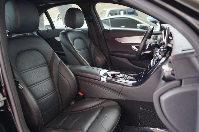 Used 2017 Mercedes-Benz C-Class C 43 AMG for sale $40,991 at Gravity Autos Roswell in Roswell GA 30076 31