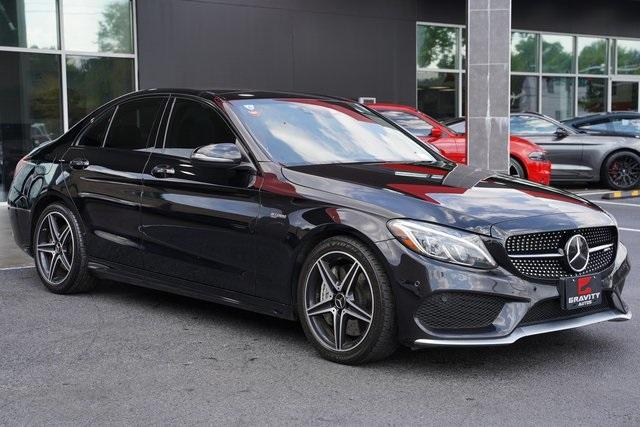 Used 2017 Mercedes-Benz C-Class C 43 AMG for sale $40,991 at Gravity Autos Roswell in Roswell GA 30076 7