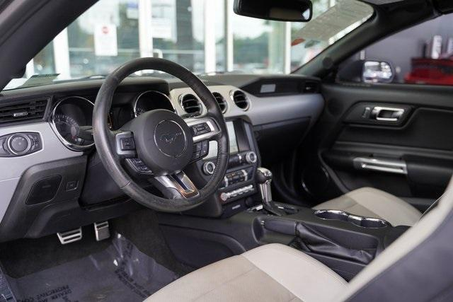 Used 2017 Ford Mustang EcoBoost Premium for sale Sold at Gravity Autos Roswell in Roswell GA 30076 18