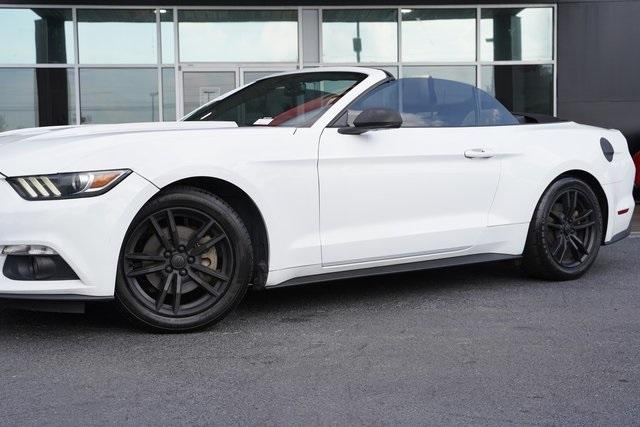 Used 2017 Ford Mustang EcoBoost Premium for sale Sold at Gravity Autos Roswell in Roswell GA 30076 4
