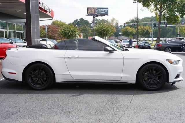 Used 2017 Ford Mustang EcoBoost Premium for sale Sold at Gravity Autos Roswell in Roswell GA 30076 9