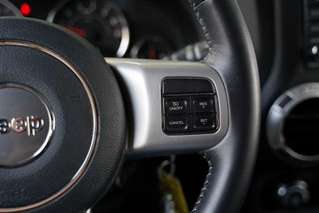 Used 2017 Jeep Wrangler Unlimited Sahara for sale $39,992 at Gravity Autos Roswell in Roswell GA 30076 18