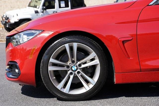 Used 2019 BMW 4 Series 430i for sale $36,496 at Gravity Autos Roswell in Roswell GA 30076 10