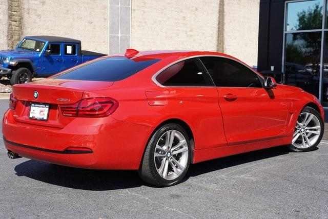 Used 2019 BMW 4 Series 430i for sale $36,496 at Gravity Autos Roswell in Roswell GA 30076 13