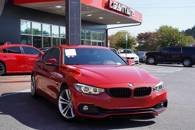 Used 2019 BMW 4 Series 430i for sale $36,496 at Gravity Autos Roswell in Roswell GA 30076 2