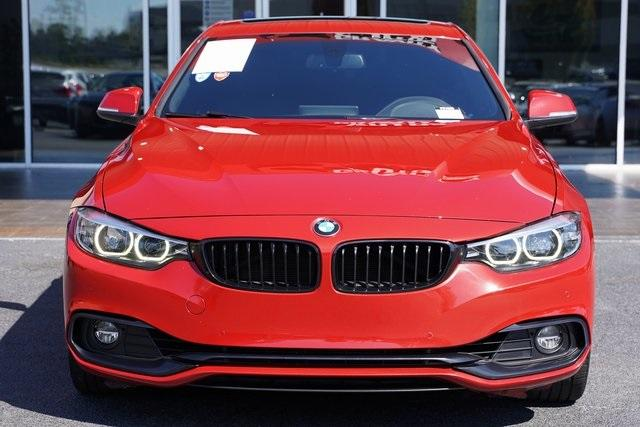 Used 2019 BMW 4 Series 430i for sale $36,496 at Gravity Autos Roswell in Roswell GA 30076 6