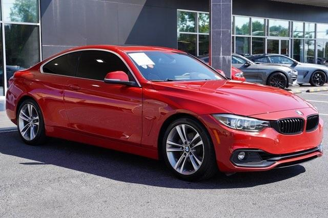 Used 2019 BMW 4 Series 430i for sale $36,496 at Gravity Autos Roswell in Roswell GA 30076 7