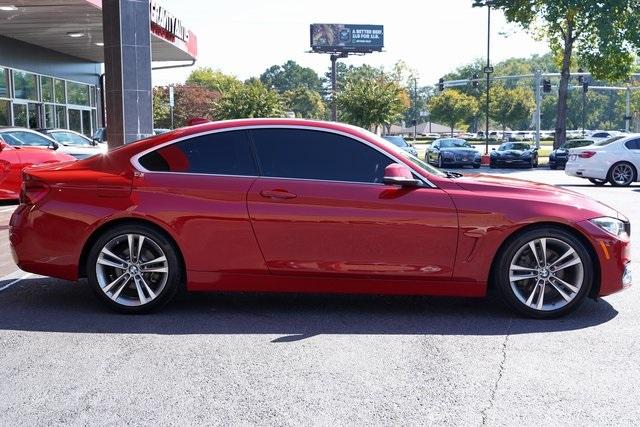 Used 2019 BMW 4 Series 430i for sale $36,496 at Gravity Autos Roswell in Roswell GA 30076 8
