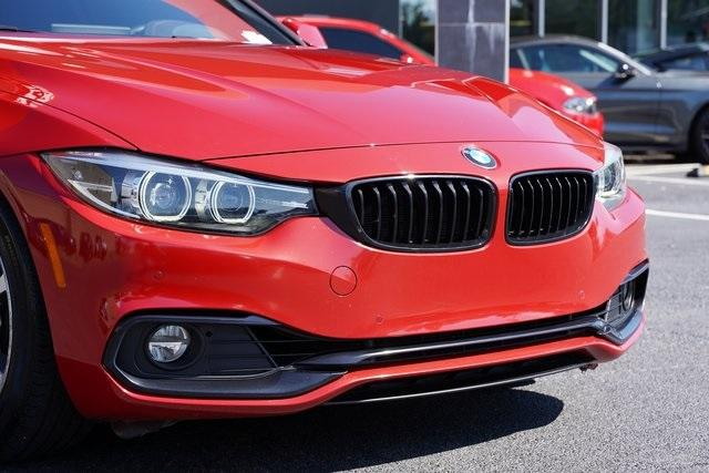Used 2019 BMW 4 Series 430i for sale $36,496 at Gravity Autos Roswell in Roswell GA 30076 9