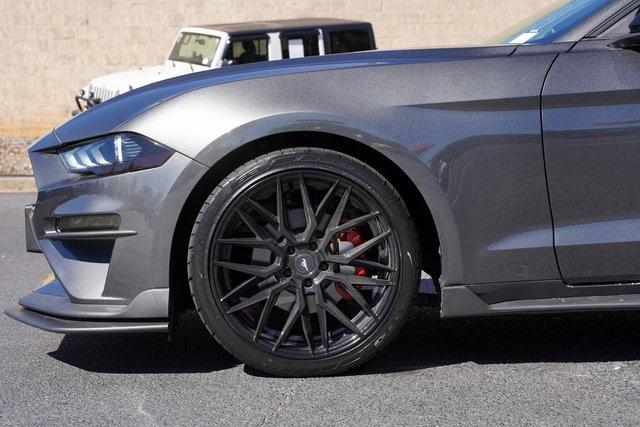 Used 2019 Ford Mustang EcoBoost for sale $36,996 at Gravity Autos Roswell in Roswell GA 30076 10