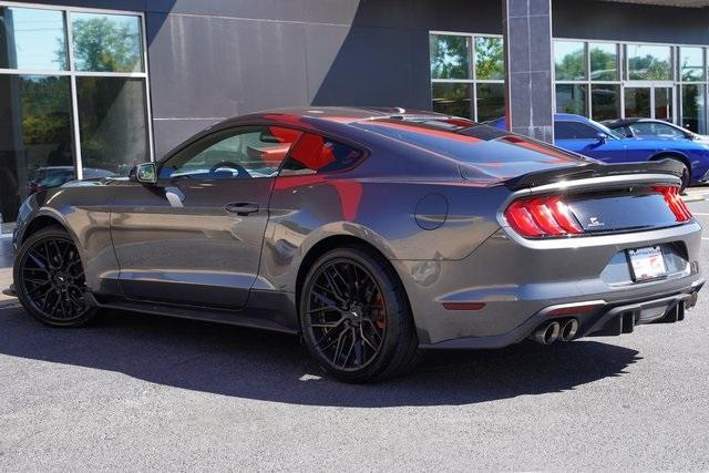 Used 2019 Ford Mustang EcoBoost for sale $36,996 at Gravity Autos Roswell in Roswell GA 30076 11