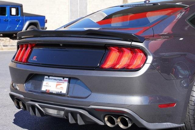 Used 2019 Ford Mustang EcoBoost for sale $36,996 at Gravity Autos Roswell in Roswell GA 30076 14