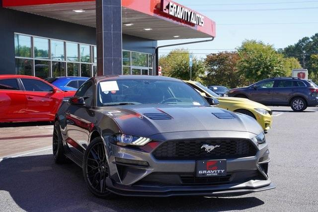 Used 2019 Ford Mustang EcoBoost for sale $36,996 at Gravity Autos Roswell in Roswell GA 30076 2