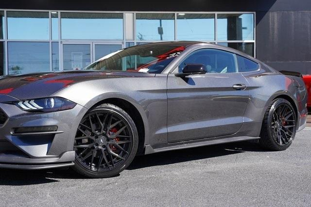 Used 2019 Ford Mustang EcoBoost for sale $36,996 at Gravity Autos Roswell in Roswell GA 30076 3