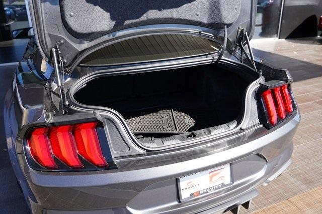 Used 2019 Ford Mustang EcoBoost for sale $36,996 at Gravity Autos Roswell in Roswell GA 30076 36