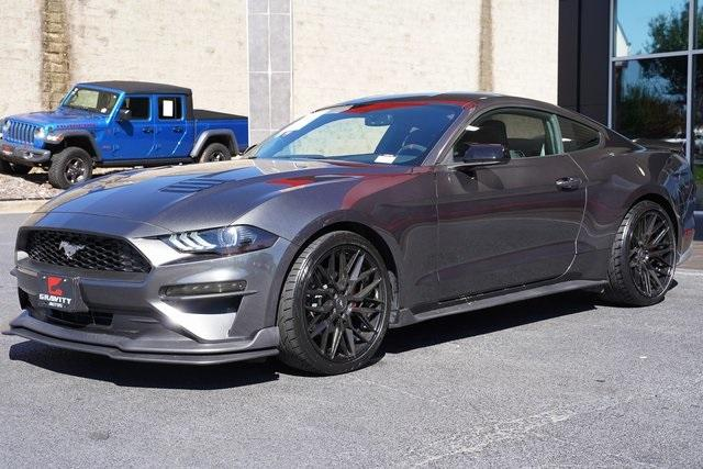 Used 2019 Ford Mustang EcoBoost for sale $36,996 at Gravity Autos Roswell in Roswell GA 30076 5