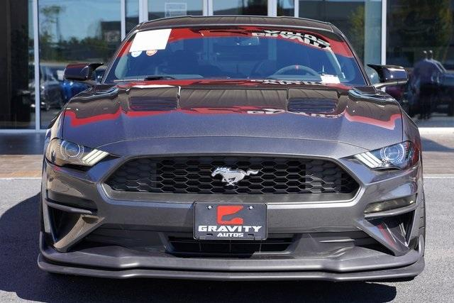 Used 2019 Ford Mustang EcoBoost for sale $36,996 at Gravity Autos Roswell in Roswell GA 30076 6