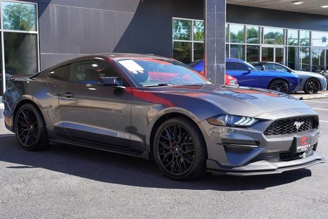 Used 2019 Ford Mustang EcoBoost for sale $36,996 at Gravity Autos Roswell in Roswell GA 30076 7