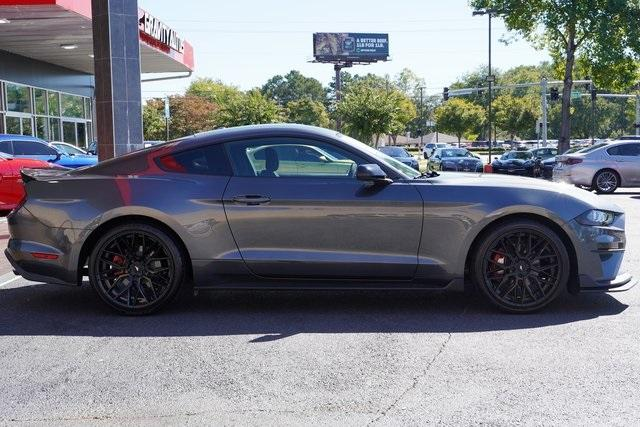 Used 2019 Ford Mustang EcoBoost for sale $36,996 at Gravity Autos Roswell in Roswell GA 30076 8