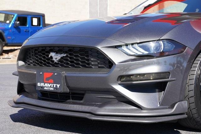 Used 2019 Ford Mustang EcoBoost for sale $36,996 at Gravity Autos Roswell in Roswell GA 30076 9