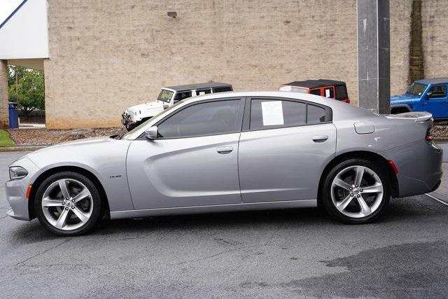 Used 2018 Dodge Charger R/T for sale $31,992 at Gravity Autos Roswell in Roswell GA 30076 4