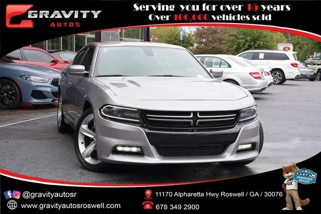Used 2018 Dodge Charger R/T for sale $31,992 at Gravity Autos Roswell in Roswell GA 30076 1