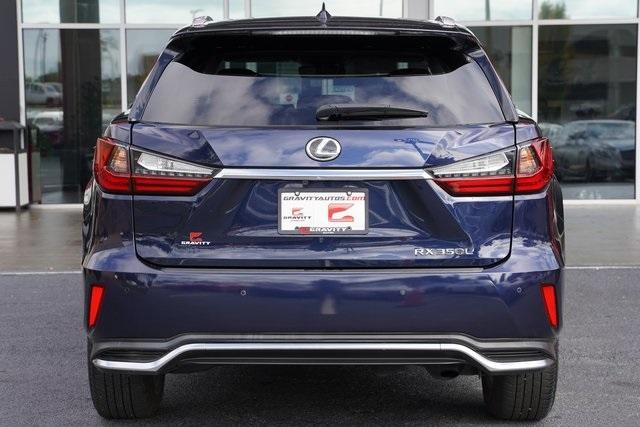Used 2018 Lexus RX 350L for sale $44,992 at Gravity Autos Roswell in Roswell GA 30076 12