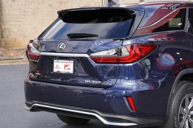Used 2018 Lexus RX 350L for sale $44,992 at Gravity Autos Roswell in Roswell GA 30076 14