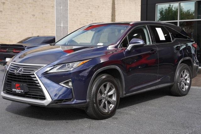 Used 2018 Lexus RX 350L for sale $44,992 at Gravity Autos Roswell in Roswell GA 30076 5