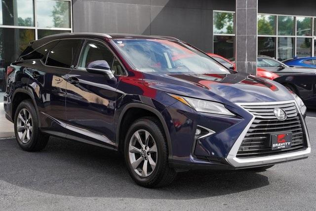 Used 2018 Lexus RX 350L for sale $44,992 at Gravity Autos Roswell in Roswell GA 30076 7