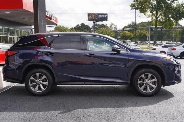 Used 2018 Lexus RX 350L for sale $44,992 at Gravity Autos Roswell in Roswell GA 30076 8