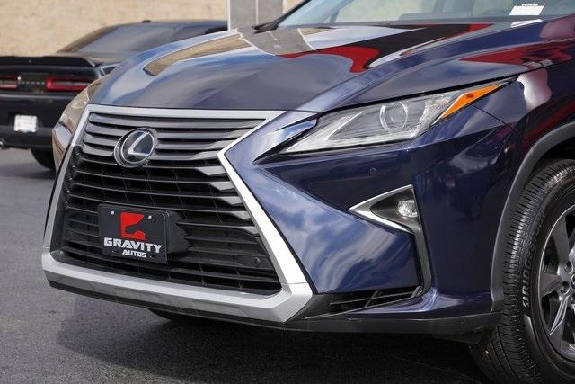 Used 2018 Lexus RX 350L for sale $44,992 at Gravity Autos Roswell in Roswell GA 30076 9