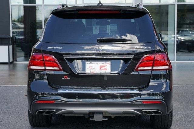 Used 2018 Mercedes-Benz GLE GLE 43 AMG for sale $49,996 at Gravity Autos Roswell in Roswell GA 30076 13