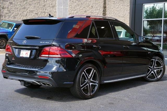 Used 2018 Mercedes-Benz GLE GLE 43 AMG for sale $49,996 at Gravity Autos Roswell in Roswell GA 30076 14
