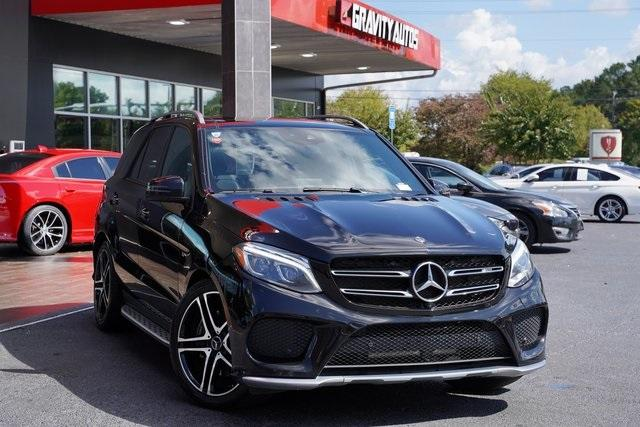 Used 2018 Mercedes-Benz GLE GLE 43 AMG for sale $49,996 at Gravity Autos Roswell in Roswell GA 30076 2
