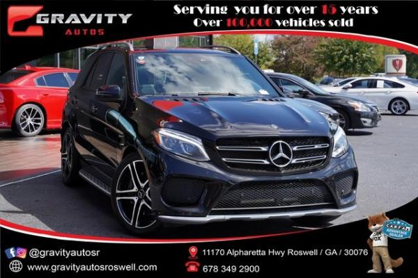 Used 2018 Mercedes-Benz GLE GLE 43 AMG for sale $49,996 at Gravity Autos Roswell in Roswell GA