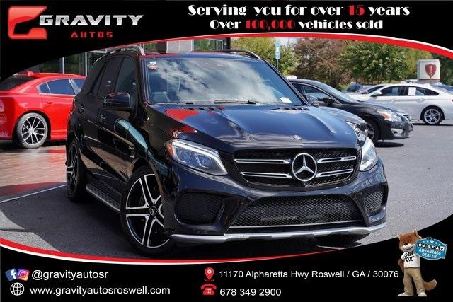 Used 2018 Mercedes-Benz GLE GLE 43 AMG for sale $49,996 at Gravity Autos Roswell in Roswell GA 30076 1