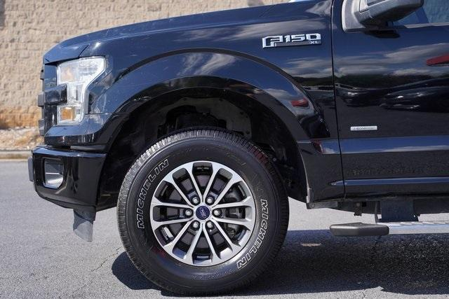 Used 2017 Ford F-150 XL for sale $30,992 at Gravity Autos Roswell in Roswell GA 30076 10