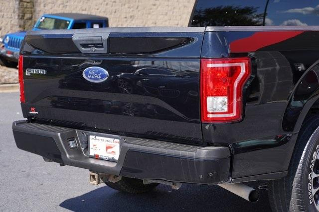 Used 2017 Ford F-150 XL for sale $30,992 at Gravity Autos Roswell in Roswell GA 30076 15
