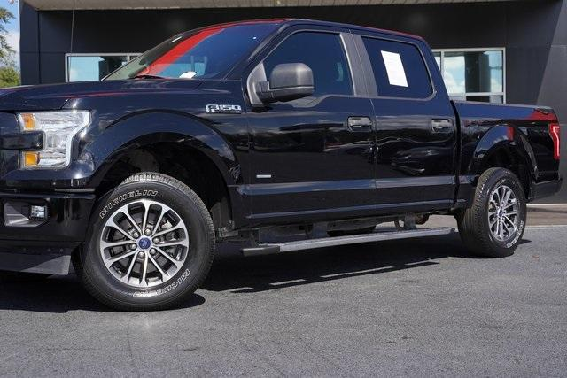Used 2017 Ford F-150 XL for sale $30,992 at Gravity Autos Roswell in Roswell GA 30076 3