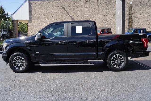 Used 2017 Ford F-150 XL for sale $30,992 at Gravity Autos Roswell in Roswell GA 30076 4